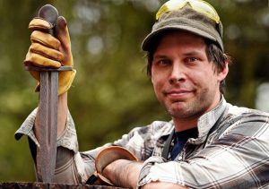 Three Rivers adjunct professor featured in Forged in Fire
