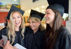 Commencement 2017 - Norwich Bulletin Photo
