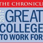 2017 Great College to Work For
