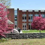Three Rivers Campus in Spring