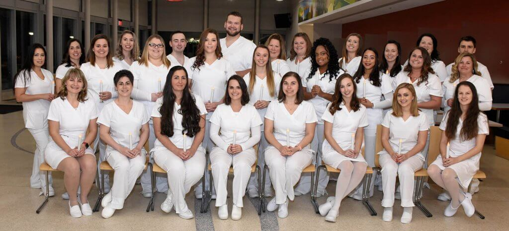 Three Rivers Community College Nursing Class