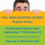 Accelerated Classes at TRCC