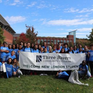 New London HS students visit Three Rivers