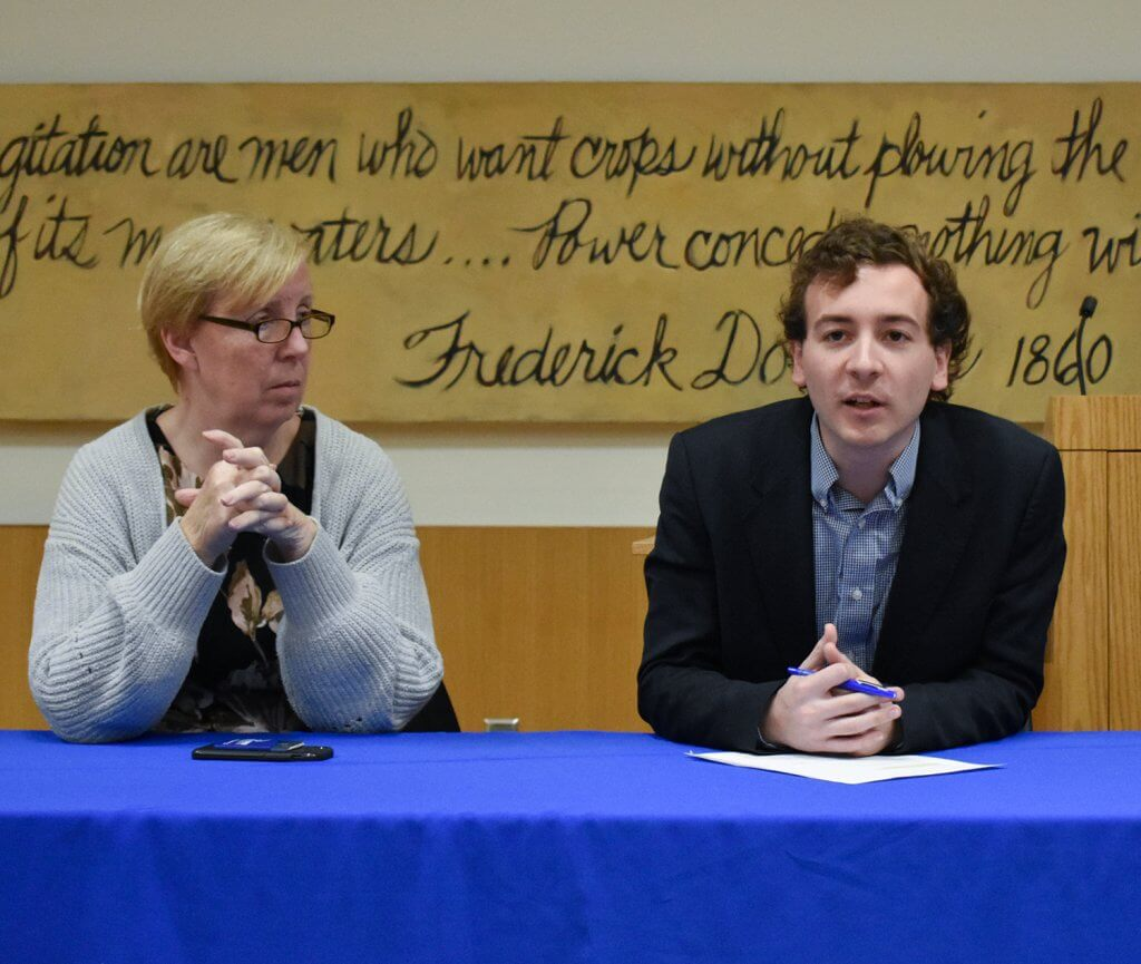 Osten and Haskel discuss PACT
