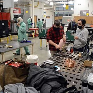 In The News | As industries falter during COVID-19, one Eastern Connecticut initiative keeps filling jobs