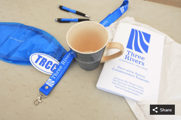 TRCC Gifts for graduates
